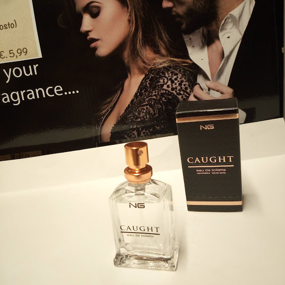 CAUGHT eau de toilette NG da 15 ml. con vaporizzatore  225