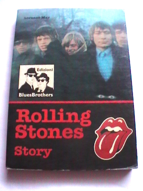 Libro Musical: ROLLING STONES