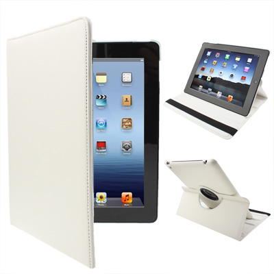 Cover CUSTODIA IN PELLE x iPad 2.3