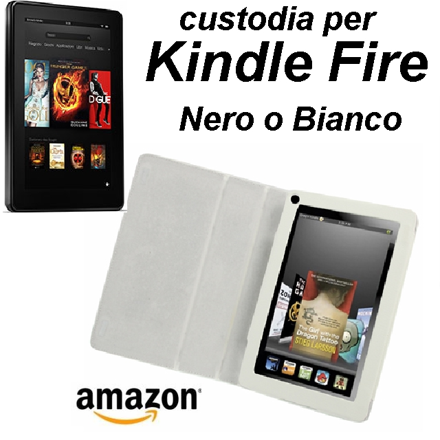 Custodia Amazon Kindle Fire