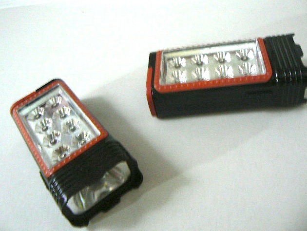 Mini Torcia Super led a doppia Luce