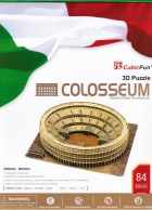PUZZLE 3D COLOSSEO COLOSSEUM .