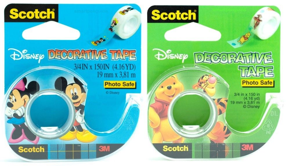 3M Scotch  Nastro adesivo per bambini di marca DISNEY scotch