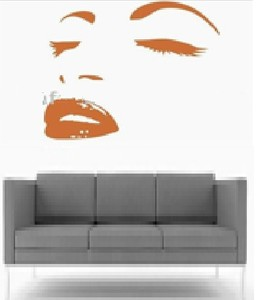 ADESIVI MURALI Wall stickers MARYLIN