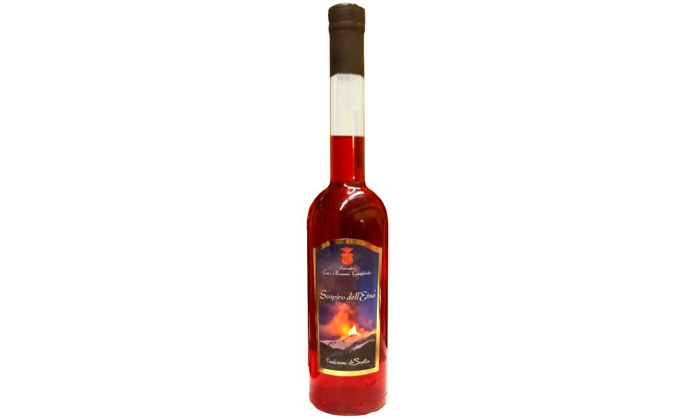 order Explosive liquor of the Etna , 70% vol. Sospiro dell Etna ,
