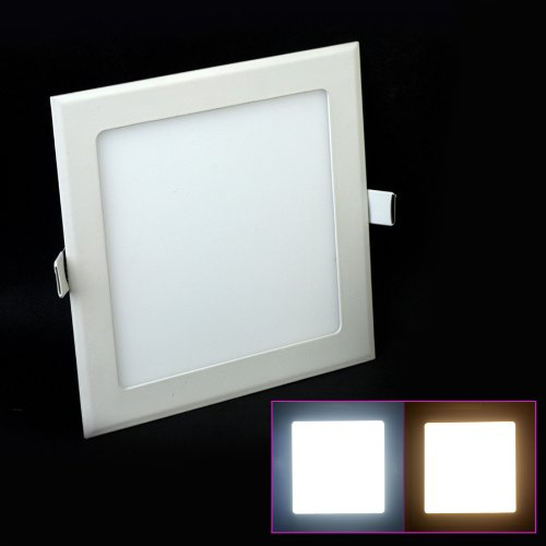 LED PANEL LIGHT 18w QUADRATO LUCE FREDDA