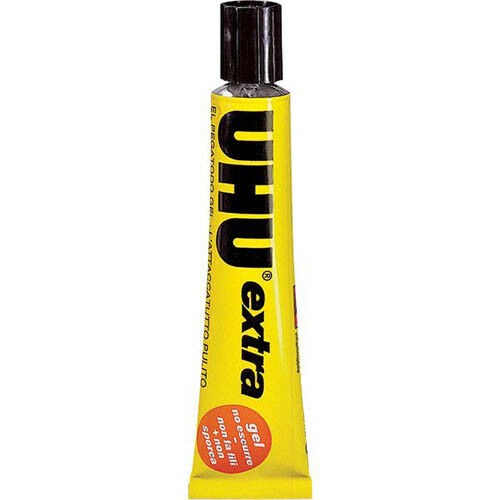 COLLA INCOLLATUTTO UHU EXTRA TUBO da 20 ml.