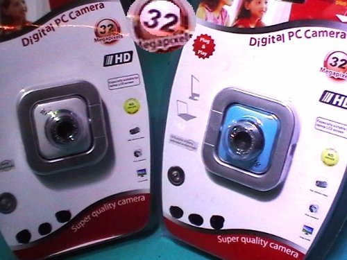 WEBCAM HD da 32 Megapixlels + Microfono