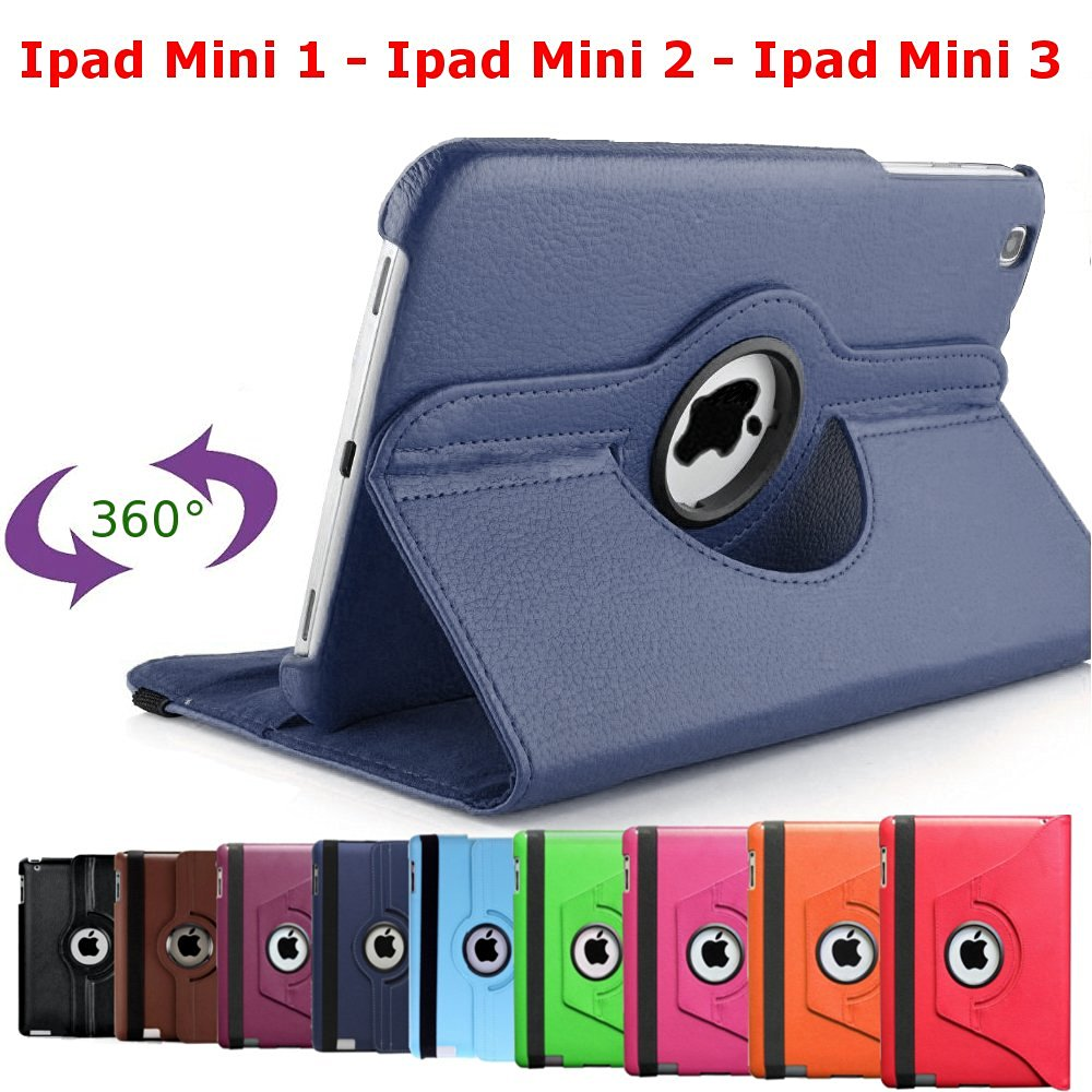 COVER / CUSTODIA IN PELLE x mini iPad