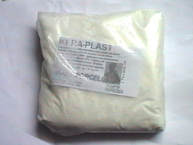 1 kg Polvere PORCELLANA TOP