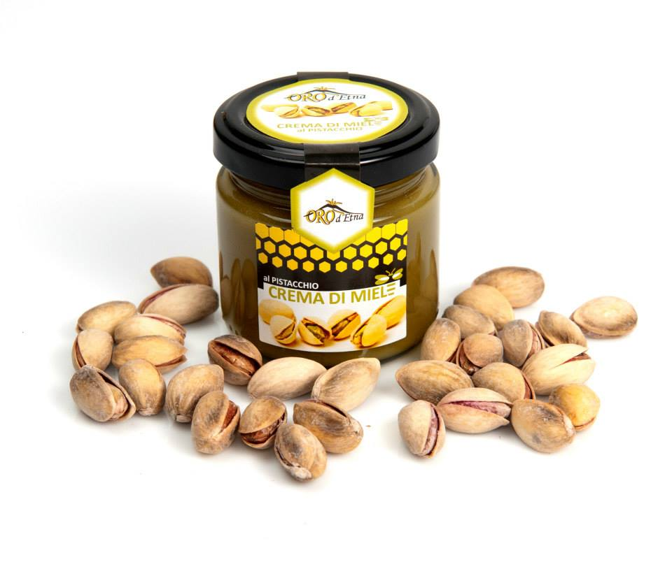 order Pistachio Honey Cream 100% Pure Product