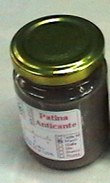 Patina Anticante varie tinte da 106 ml.