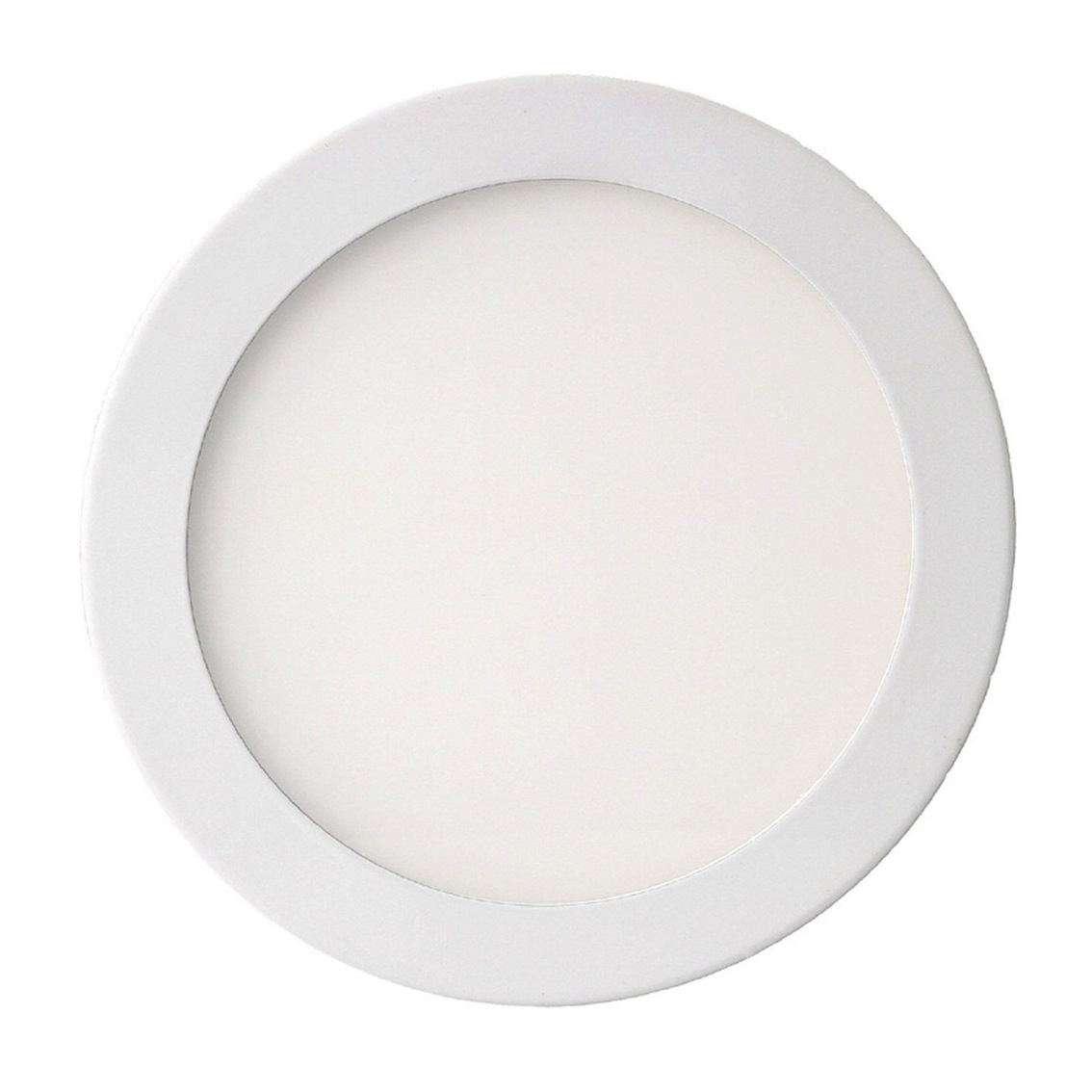 LED PANEL LIGHT 18w - rotondo luminosita 6500K